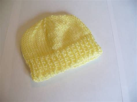 knit newborn baby hats free patterns newborn baby hat to knit free knitting pattern