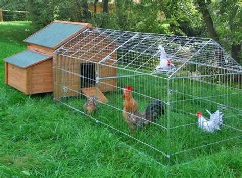 outdoor animals galvanised outdoor poultry pet animal pen run only 163 89 99