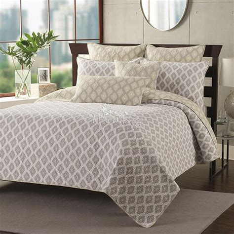 bed quilts new 2016 100 cotton quilted coverlet set comforter
