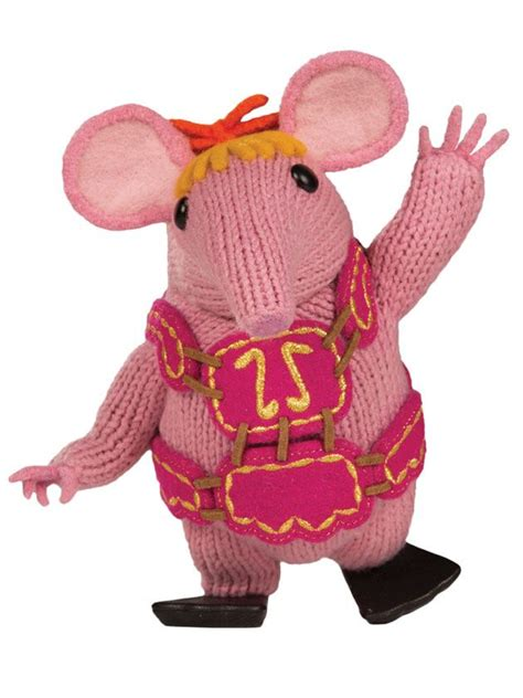 free clangers knitting pattern 47 best clangers images on books knitting