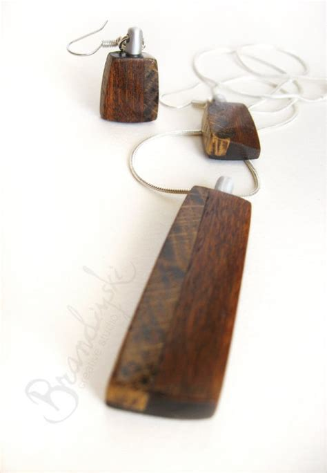 wooden for jewelry wooden jewelry original handmade wooden by