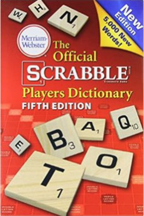 scrabble players dictionary 5th edition scrabble learning the 2 letter words