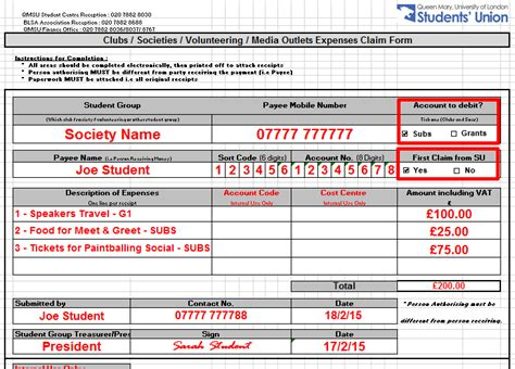 how to fill out a finance form