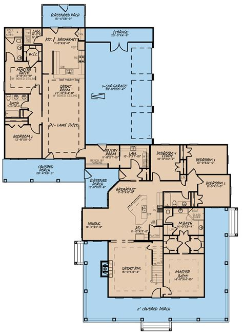 country house plan 193 1017 6 bedrm 3437 sq ft home