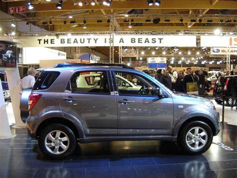 Daihatsu Terios Usa by Daihatsu Terios Usa Html Autos Weblog