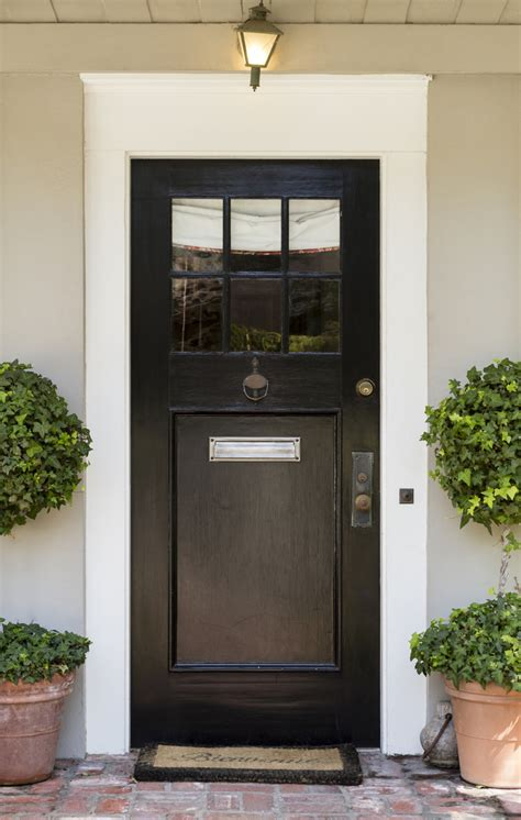 painting the front door of your house tips on how to choose the front door color for
