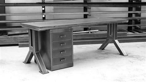 vintage industrial desk the engineering desk steel vintage industrial office