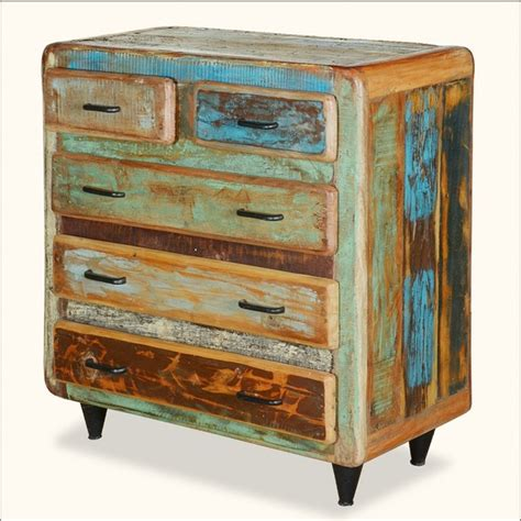 wood bedroom dressers appalachian rustic painted reclaimed wood furniture