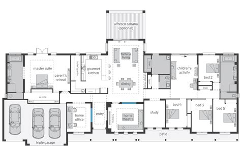 u shaped home with unique floor plan 100 u shaped home with unique floor plan small 3