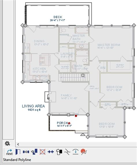 how to calculate the square footage of a house calculating living area and square footage