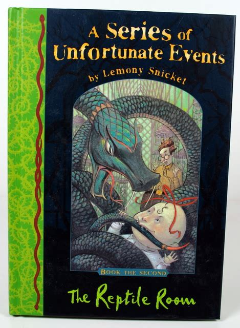 Lemony Snicket Series Of Unfortunate Events 1st