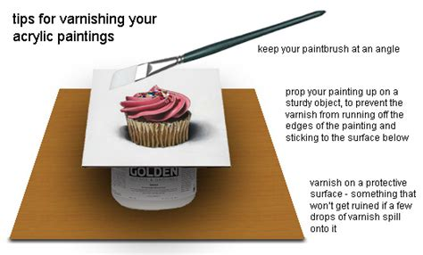 acrylic painting varnish how to varnish an acrylic painting everything you need to