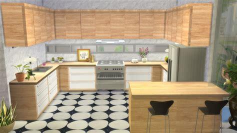 Stone Kitchen Backsplashes mod the sims kitchen from perfect patio stuff no