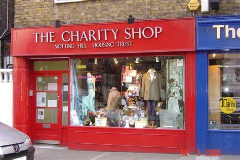 the shop uk notting hill housing trust charity shops uk indymedia