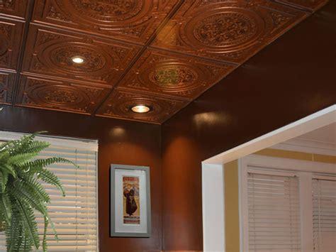 faux ceiling tiles steunk faux tin ceiling tile 24 x24 225 dct