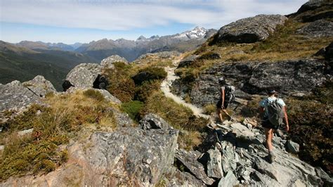 Routeburn Track hassle free independent hiking