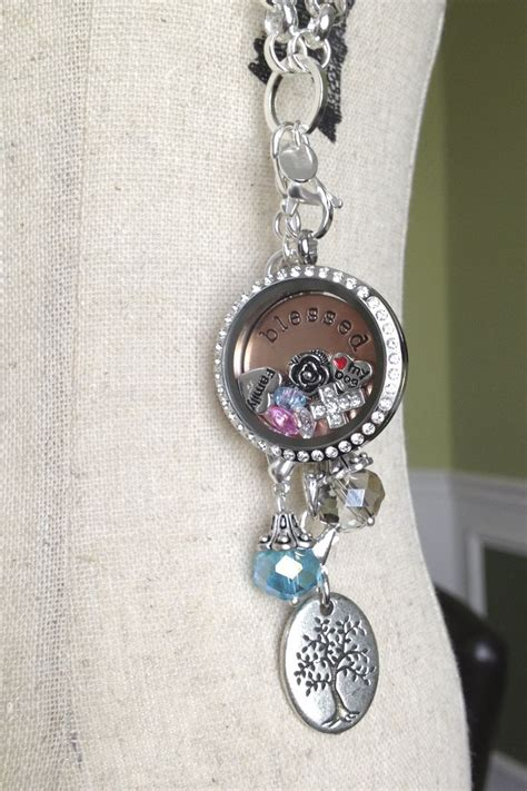 origami owl large silver locket with crystals 110 best images about origami owl living lockets on