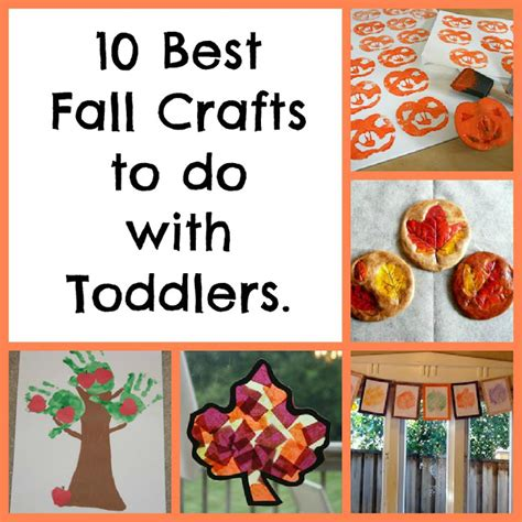 fall crafts to do with fall crafts activities