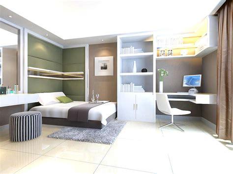 computer desk bedroom bedroom with computer desk 3d model max cgtrader