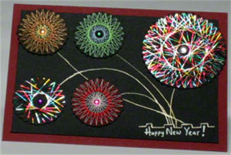 new year greeting card ideas a new year greeting card that s easy to make
