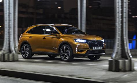 Citroen Ds by Citroen Ds 7 Crossback Revealed As Suave New Suv