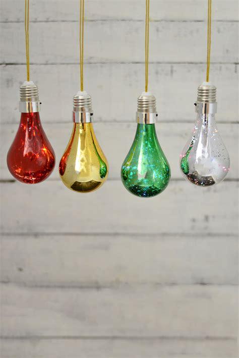led light bulbs mercury glass light bulbs for crafts