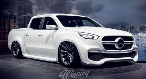 Mercedes X Class Truck Price by Mercedes X Class Will Be On Sale In November With A
