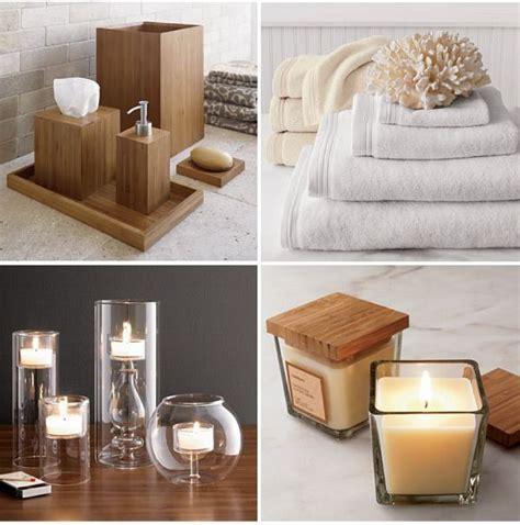 bathroom spa accessories best 25 bamboo bathroom ideas on zen bathroom
