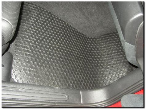 sports rubber sts car motorsports rubber weather mats