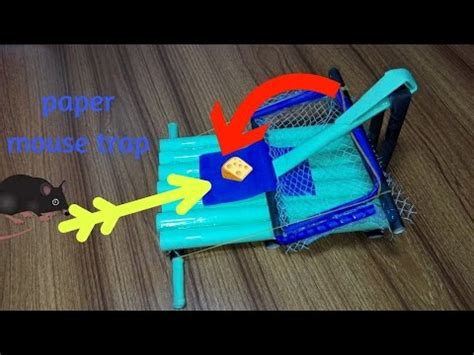 cool paper crafts to make how to make a cool mouse trap using paper craft cracky