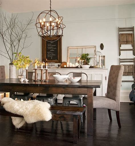 the dinning room 25 best ideas about rustic dining rooms on