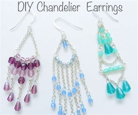 how to make jewelry for beginners best 25 how to make earrings ideas on diy