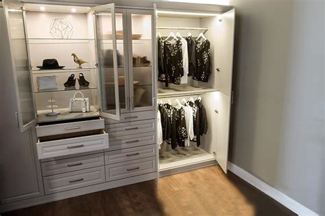 lighting for closets custom closet lighting options with led closet lights