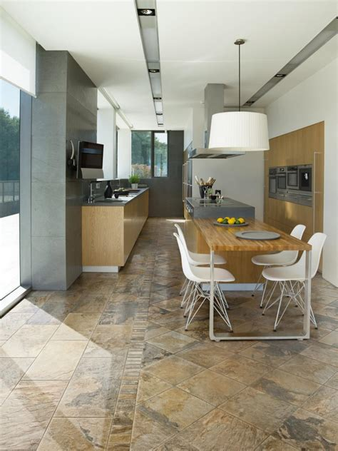 best tile for kitchen floor tile kitchen floors hgtv