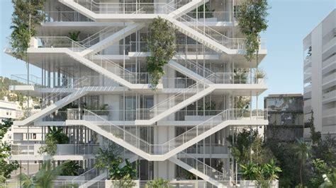residential architectural design architects unveil plans for bio climatic inside