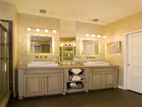 bathroom vanities lighting how to choose the right bathroom vanity lighting home