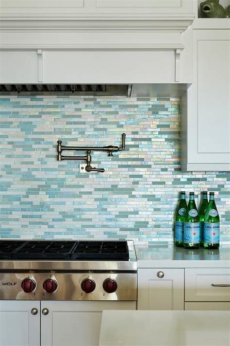 blue kitchen tile backsplash best 20 blue backsplash ideas on blue kitchen