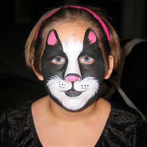 children s painting ideas cat hair braidingpersonal and make up