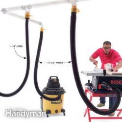 woodworking vacuum systems 25 unique dust collection systems ideas on