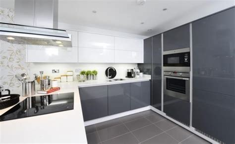white and grey kitchen designs small grey and white kitchen designs kitchen design