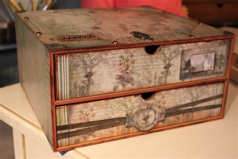 decoupage store stack n store decoupage drawers crafts the home channel