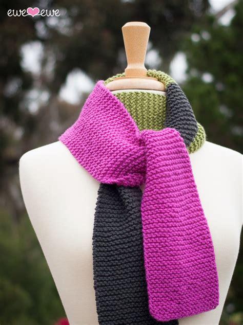 yarn blogs knitting ewe ewe scarf scarf free knitting pattern ewe ewe yarns