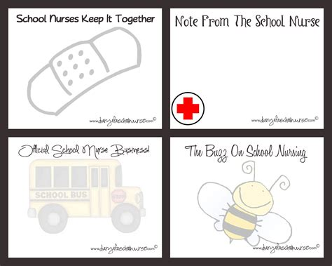 how to make a card for nursing school diary of a school just for printable note