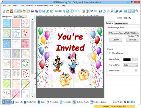 greeting cards software birthday card maker software design greeting happy