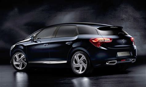 Citroen Ds5 by 5 Glorious Details To About The 2015 Citroen Ds5 Carwow