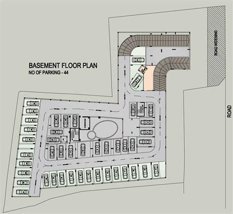Kitchen Floor Plan Dimensions inland eon gandhinagar mangalore