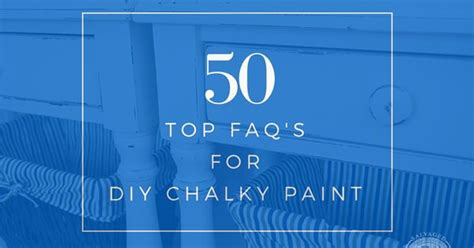 chalk paint questions if you a diy chalk paint question you ve come to the
