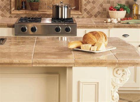 tile kitchen countertop ideas ceramic tile kitchen countertops classic kitchen countertop ideas tiled