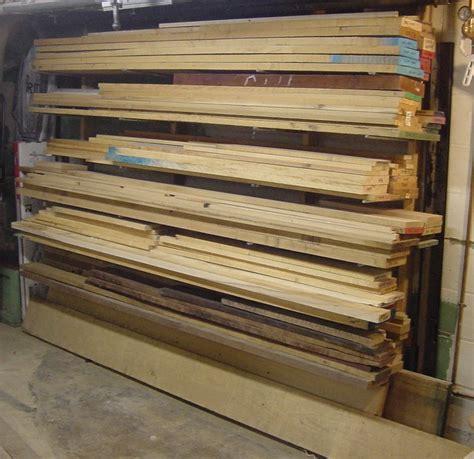 woodworking shop storage curt blank s woodworking workshop wood storage rack