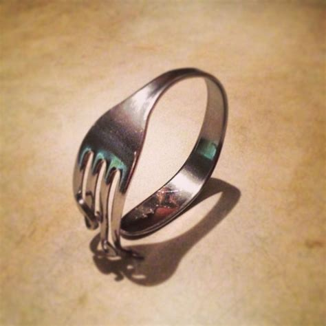 how to make fork jewelry 17 best images about fork jewellery on